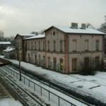 Dworzec PKP Dąbrowa Górnicza - Ząbkowice 1 - _foto Dawid Kmiotek 2012
