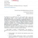 skarga Fabryczna  Przew.RM-1