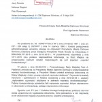 skarga Straż Miejska Przew.RM-1
