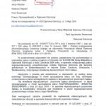 skarga hałas Strzemieszycka  Przew.RM