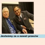 Dybich z Wałęsą